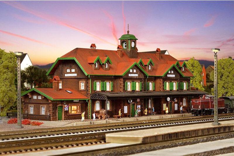 * Vollmer scala N 7502   47502 Stazione Moritzburg Nuova OVP