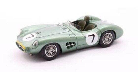 1 43 MATRIX Aston Martin DBR1 Winner RAC Tourist Trophy Moss Brooks 1958