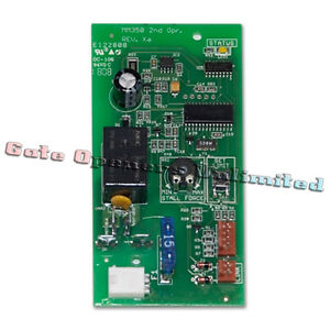 mighty mule fm352 parts r4052 d pc control board for secondary unit rh ebay com