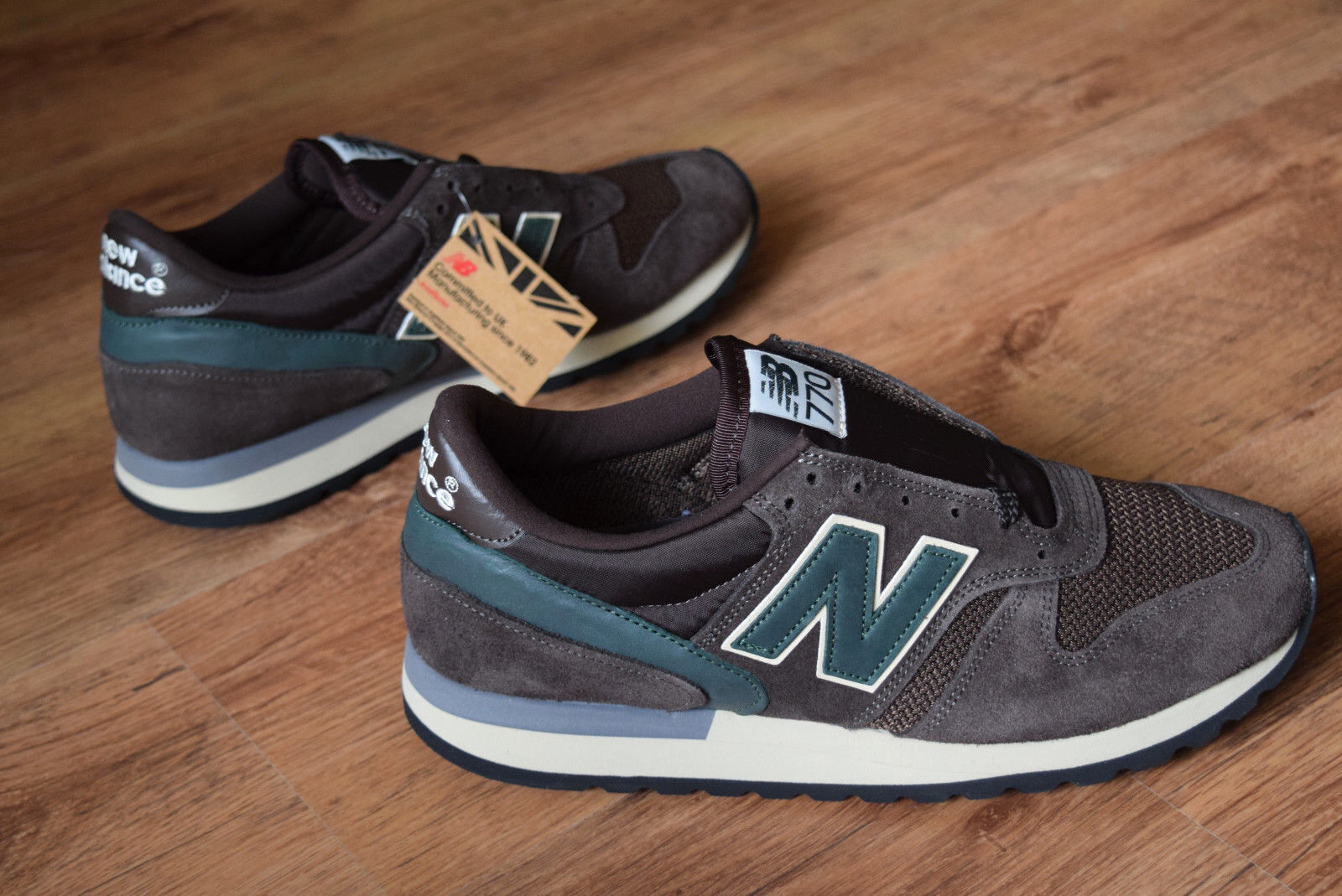 New Balance M 770 AET 40 41 42 42,5 43 44 45 46 Made in England UK Classic 576