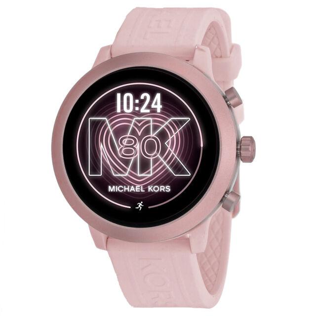 Michael Kors Women's Access Sofie Black Dial Watch - MKT5070