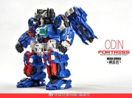 NUOVO Transformers MASTER MADE SDT-05 Odino FORTEZZA Maximus Figura in magazzino