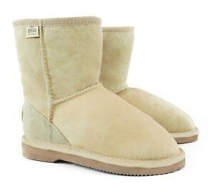 eb9815b8d1b Details about Big Kids Ugg Boots 'Mandurah' - Classic Style - Genuine  Sheepskin - Size 1 - 4
