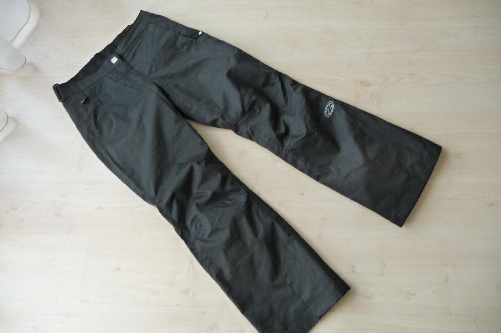 Ziener Damen Damen Ziener Ski/Snowboard Hose, Gr. 42, schwarz/anthracit. 18b5d1