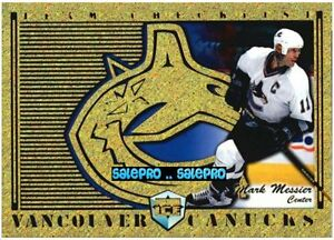 PACIFIC-DYNAGON-1998-MARK-MESSIER-NHL-VANCOUVER-CANUCKS-MINT-TEAM-CHECKLIST-26