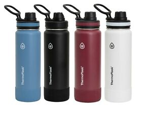 NEW-ThermoFlask-24oz-Double-Wall-Vacuum-Insulated-Stainless-Steel-Water-Bottle