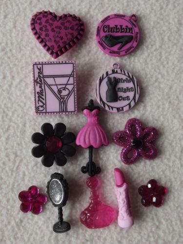 Robe it up boutons ~ filles soirée ~ ~ ~ rouge à lèvres mannequin miroir ~ parfum