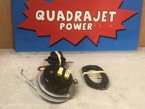 Chevrolet 350 400 1971-1978 Quadrajet electric choke conversion kit