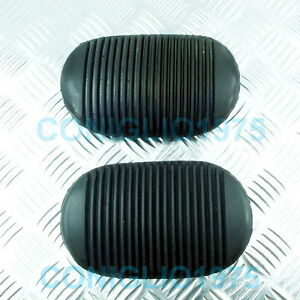 Brake Clutch Pedal Pads for Toyota Crown MS83 MS85 MS95 RS80