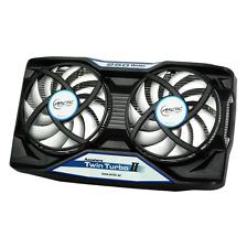 ARCTIC Accelero Twin Turbo II Grafikkarten Kühler Kompatibel zu Nvidia & AMD