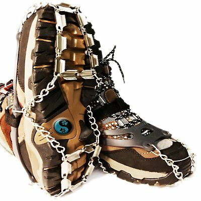 Veriga ProTrack Professional Multi-Use Crampons Ice Traction Cleats