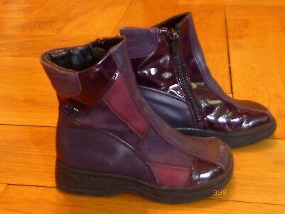 Halbstiefel Stiefel Stiefelette Schuhe Mädchen Gr. 24