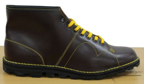 Womens The Mens Original Amp; Shoes Burgundy Grafters Kids Boots BBq0g