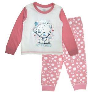 00e956fda Baby Girls Tatty Teddy Pjs Babies Me To You Pyjamas Sweet Littkle ...