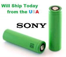 10 Sony US 18650 Vtc4 High Drain 30a Authentic Li-on Battery 2100mah W/ Case