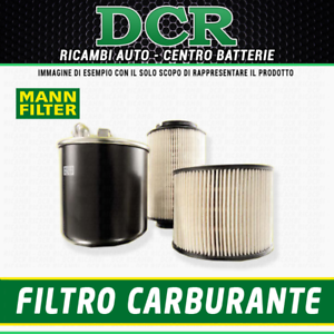 Filtro carburante MANN-FILTER WK50051Z BMW MINI