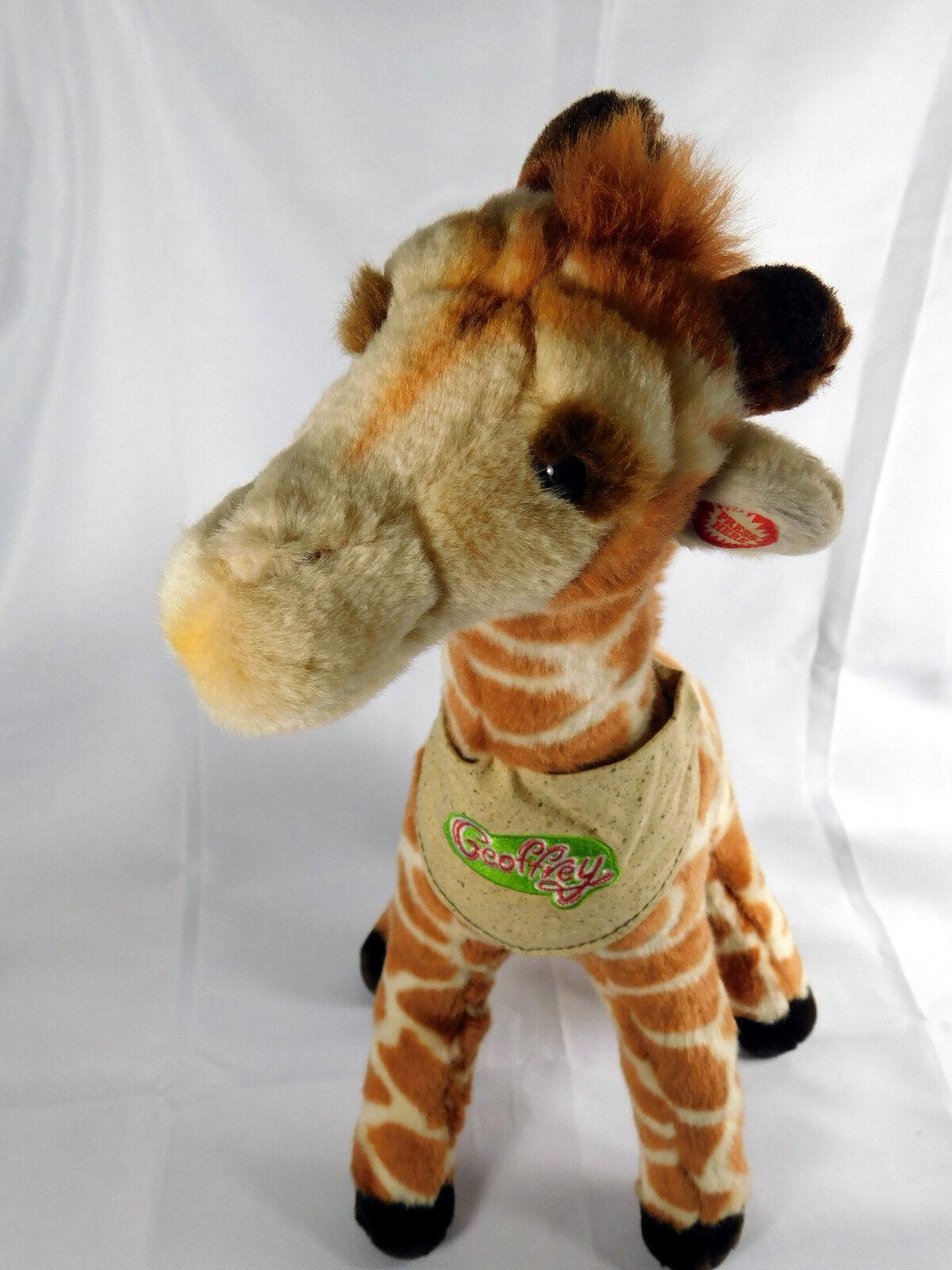 Giocattoli R Us Us Us Geoffrey Giraffe Talre 2000 19  Plush Stuffed giocattolo Ex. Cond. 7485e8