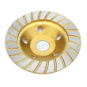 5-039-039-125mm-Diamant-Schleifscheiben-Turbozahn-Diamantschleifteller-Schleiftopf