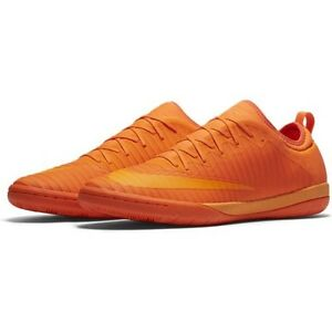 61acab066f3 ... france image is loading nike mercurialx finale ii ic total orange  bright 146ed 3144d