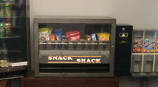 Snack Shack Vending Machine And Changer