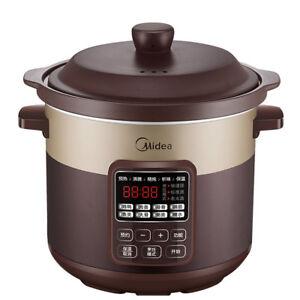 Midea-4L-Electric-Slow-Cooker-stew-Porridge-Soup-Cooker-stew-cooker-2017