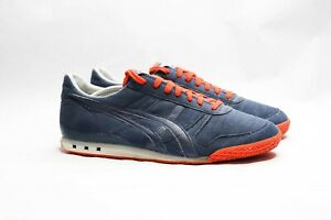 free shipping 70028 46a2c Details about $125 Asics Onitsuka Tiger Ultimate 81 Black Red US Size 12.5  D1HOY