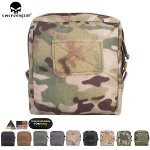 Emerson-Tactical-MOLLE-Utility-Admin-Pouch-Rescue-Tool-Storage-Dump-Bag-Fit-Vest
