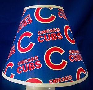 Chicago Cubs Lamp Shade Lampshade