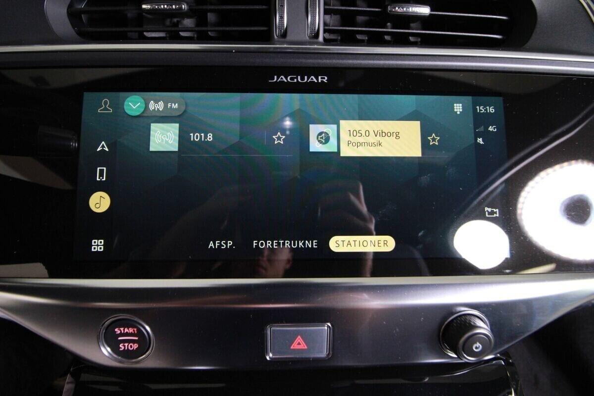Jaguar I-Pace 2021