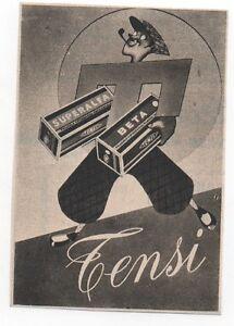 Pubblicita-vintage-FOTO-PELLICOLE-TENSI-PHOTO-advert-reklame-werbung-publicite