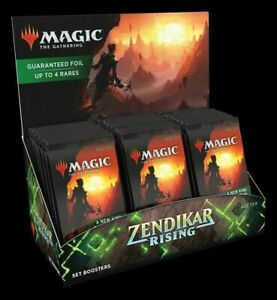 Magic-MTG-Zendikar-Rising-Set-SEALED-Booster-Box-PREORDER