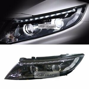 Image Is Loading Oem Genuine Parts Front Drl Led Hid Head