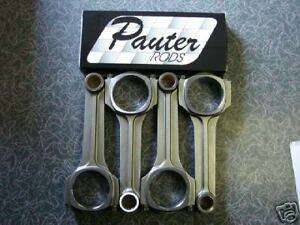 Details about Pauter X Beam CONNECTING RODS BMW M3 E30 S14