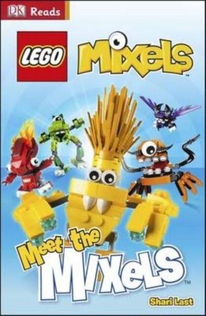 Lego Mixels Meet the Mixels (DK Reads Beginning to Read)