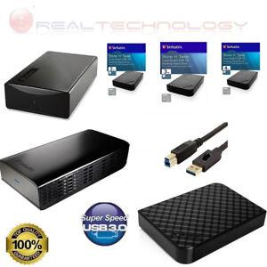 HARD-DISK-ESTERNO-3-5-034-47685-1TB-2TB-3TB-4TB-VERBATIM-3-0-HD-PER-PC-TV-CONSOLE