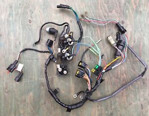 [SCHEMATICS_4US]  2000-2003 Mercury 75 90 hp Outboard Motor Engine Wiring Harness Assembly  8042903 | eBay | Outboard Motor Wiring Harness |  | eBay