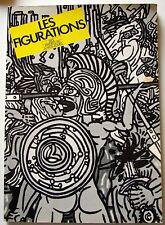 catalogue d'exposition : LES FIGURATIONS Des années 60 à nos jours