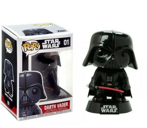 Darth Vader Funk Pop #01 Star Wars New in Box