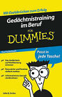 Gedachtnistraining im Beruf Fur Dummies das Pocketbuch by John B. Arden (Paperback, 2010)