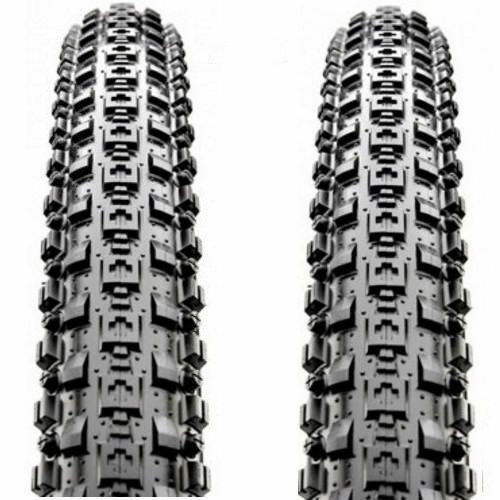 Maxxis Crossmark 26x2.10  Bycicle 1 Pair Tyres MTB Mountain Bike Cycling Tires