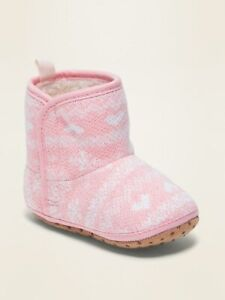 Old Navy Baby Sandals 12-18 M New with Tags Soft Pink
