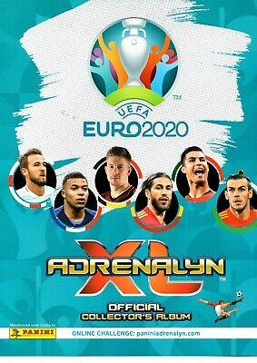 Panini Adrenalyn XL Euro 2020 tarjeta no Nº 250-468