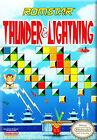 Thunder & Lightning (Nintendo Entertainment System, 1990)