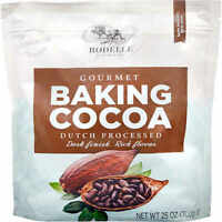 Rodelle Gourmet Baking Cocoa 1.56 Lb Bag Long Shelf Life Kosher