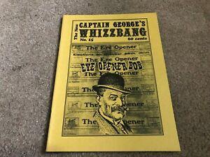 CAPTAIN-GEORGE-15-vintage-fanzine-magazine-EYE-OPENER-BOB