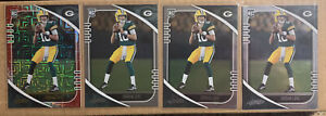 4-2020-JORDAN-LOVE-ABSOLUTE-ROOKIE-LOT-WITH-RED-199-RC-PACKERS