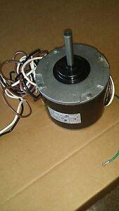 A.O. Smith, FASCO 1/3 HP, 460V, 1075 RPM, Frame 48Y, 21314m1 Condenser Fan Motor