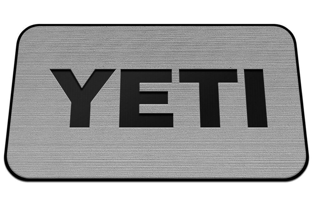 Usatuff Cooler Pad Para Yeti 75qt-SeaDek Marine Eva Mat-gris Negro-Yeti