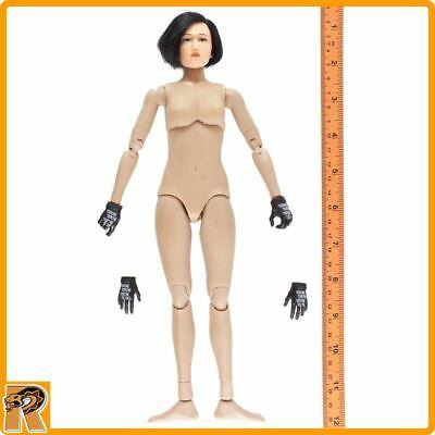Nude Body Flagset Action Figures Snow Leopard Commando 1//6 Scale