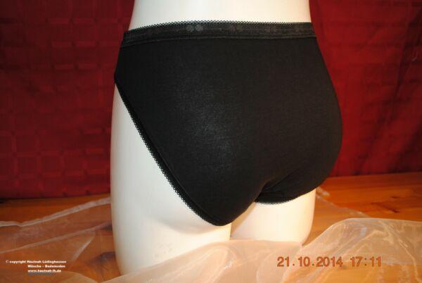 Sloggi Basic Tai im Doppelpack – Farben weiß, schwarz + haut – Größen 38 bis 46